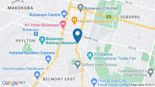 Zaks Place Map