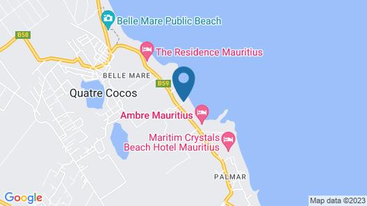 Residence Thalassa Map
