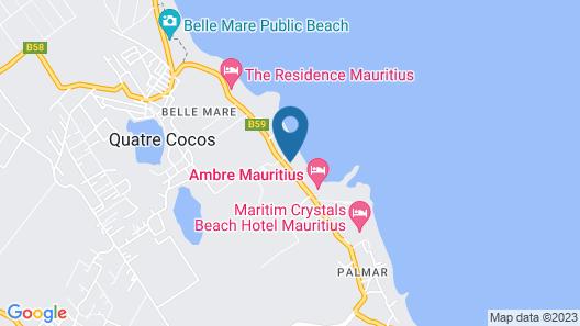 Thalassa Residence Map