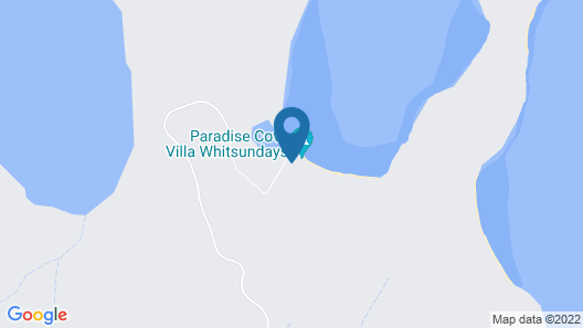 Paradise Cove Resort Whitsundays Map