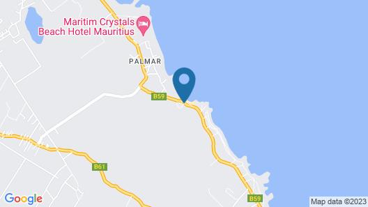 Seasense Boutique Hotel & Spa  Map