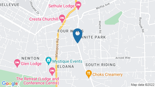 Sethule Lodge Map