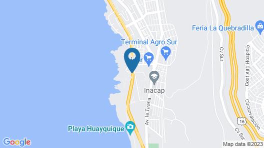 NH Iquique Map