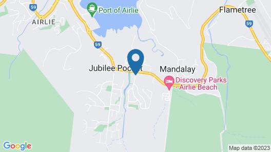 Mango House Resort Map