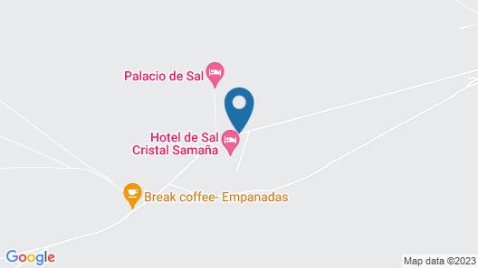 Cristal Samaña Map
