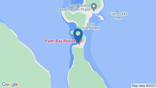 Palm Bay Resort Map