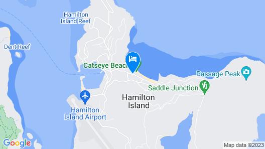 Beach Club Map