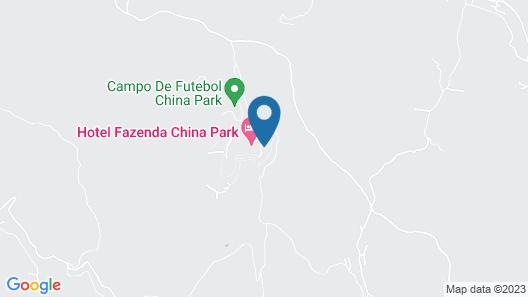 Hotel Fazenda China Park Map