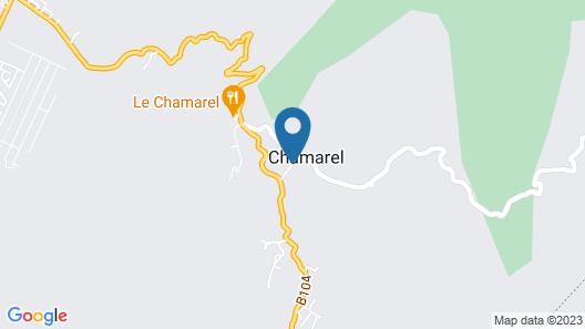 Les Chalets en Champagne Map