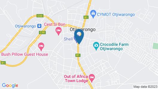 Village Boutique Hotel Map