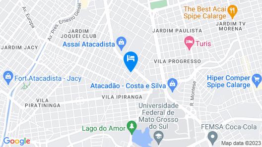 Flat & Residence Premium Map