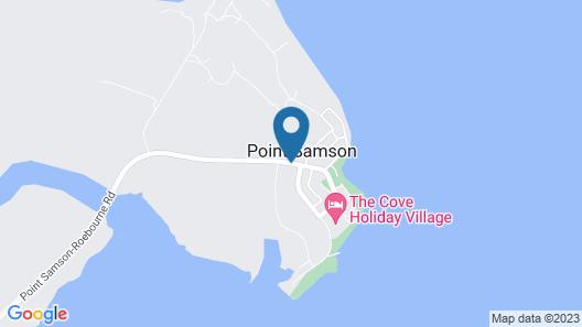 Point Samson Resort Map