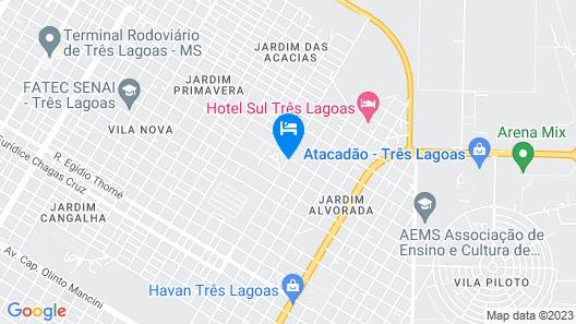 Hotel Flex Map
