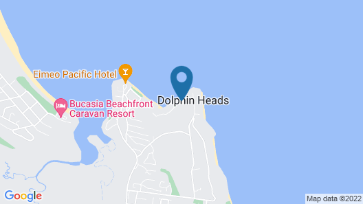 Dolphin Heads Resort Map