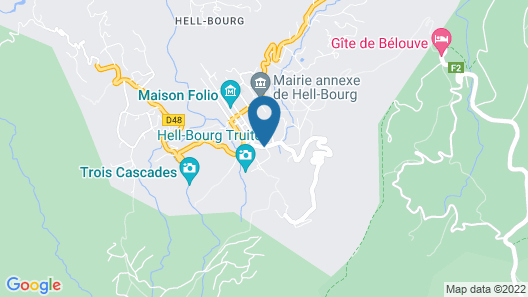 Les Jardins dHeva Map