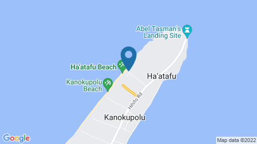 Teukava Beach Oasis Map
