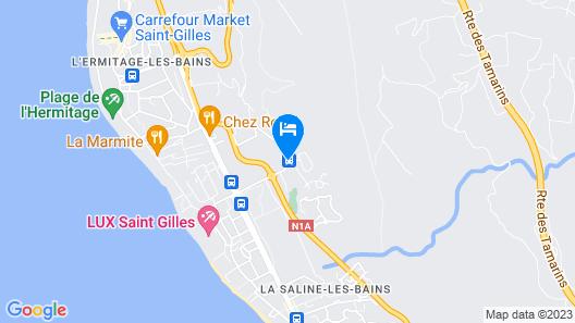 Dina Morgabine Map