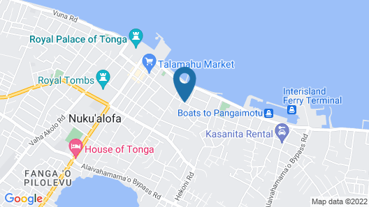 Jezami Hotel Map
