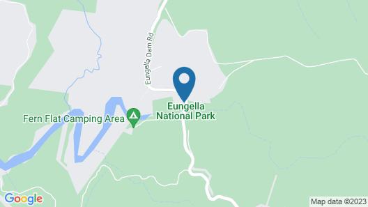 Broken River Mountain Resort Map