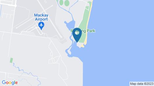 Illawong Beach Resort Map
