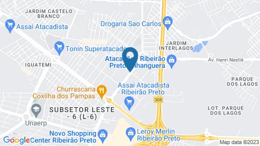 Oasis Plaza Map
