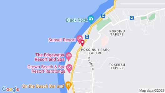 Castaway Resort Map