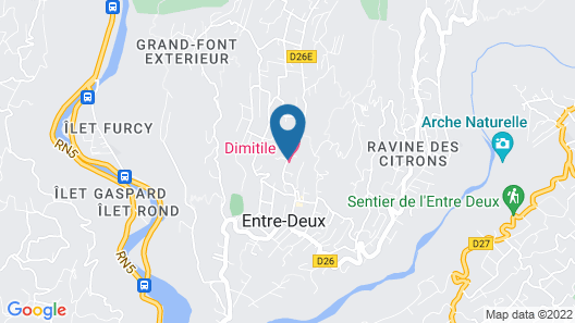 Dimitile Hotel Map