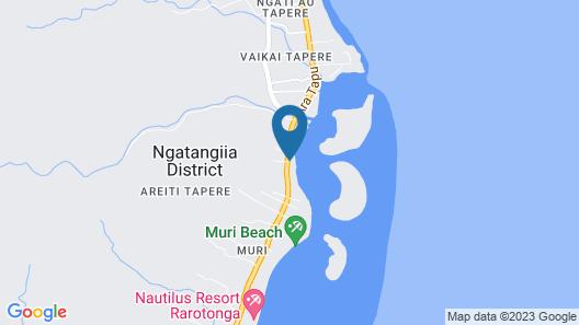 Aroko Bungalows Map