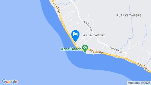 Lagoon Breeze Villas Map