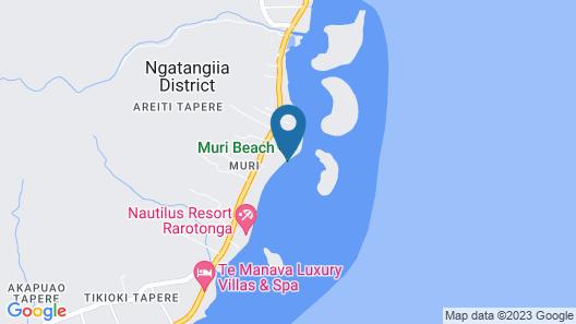 Manea on Muri Map