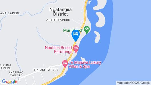 Crystal Blue Lagoon Villas Map