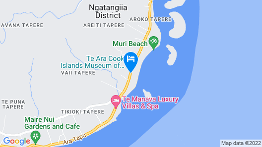 Nautilus Resort Map