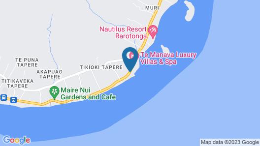 Rendezvous Villas Map