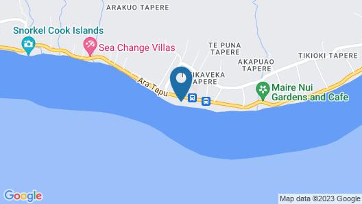 Natura Pandanus Villa Map