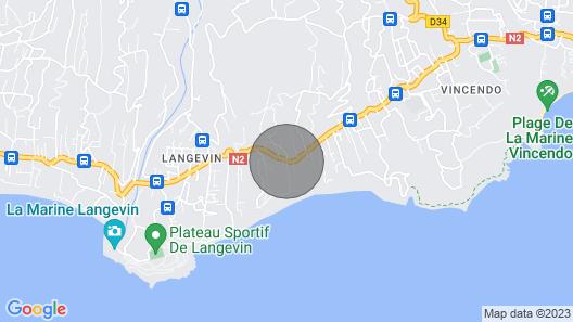 villa les sapotis housing number 1 Map