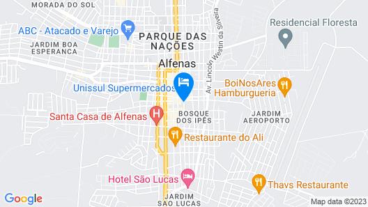 Hotel JS Map