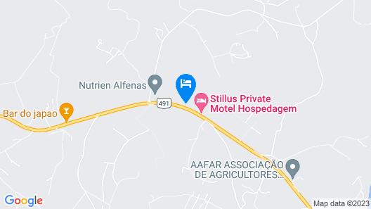 Motel Stillus - Adults Only Map
