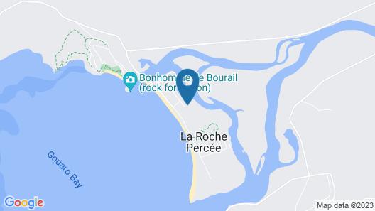 Hotel El Kantara Map