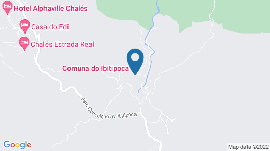 Reserva de Ibitipoca Map
