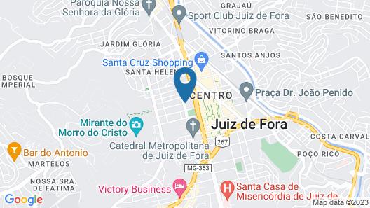 Constantino Hotel Map