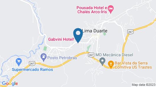 Gabvini Hotel Map