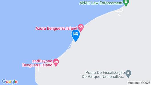 Azura Benguerra Island Map
