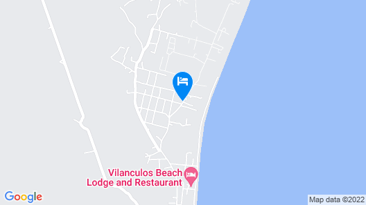 Golden Sands Apartments by Sol Resorts Map
