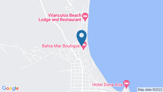 Vila La Mar Map