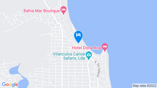 Casa Rex by Sol Resorts Map