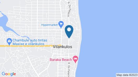 Praia Vila Map