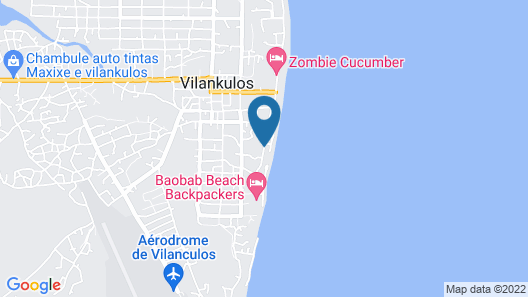 Baraka Beach Map