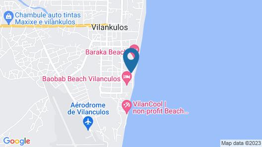 Casa Babi Map