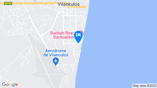 The Beach Village Map