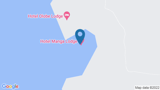 Manga Lodge Map